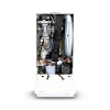 ideal logic plus combi inside boiler service repair installation replacement