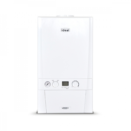 ideal logic plus system boiler service repair installation replacement
